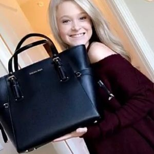 Black Michael Kors Handbag